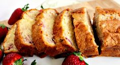 I normally serve any pound cake with a nice thin glaze that penetrates the cake and adds some sweet and moist accents to the cake. However…this cake is not in need of any enhancements of any kind. We eat it without glaze and it's perfect.   Ingredients 3/4 cup or 175 g softened butter …