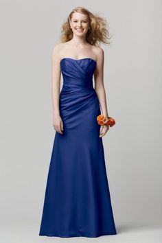 Wtoo Maids Dress 675 | Watters.com
