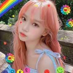 don't repost any of my icons. Snsd Yuri, Cybergoth, I Icon, I Love Girls, Ulzzang Girl, Kpop Girls, Girl Group, My Girl, Asian Girl