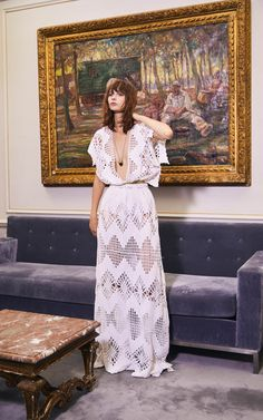 nevenka is a sustainable luxury eastern european fashion house specialising in ready to wear and custom made garments. European Fashion, Fashion Shoot, Kendall Jenner, Lace Skirt, Ready To Wear, Strapless Dress, Neckline, Wedding Dresses, Crochet