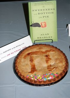 The Sweetness at the Bottom of the Pi by Seattle Edible Book Festival - Eat a Book Today!, via Flickr
