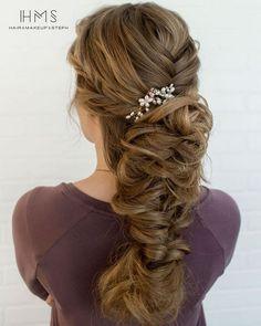 HMS Long Wedding Hairstyles 3 | Deer Pearl Flowers
