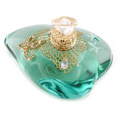 L by Lolita Lempicka...such a gorgeous bottle for such an endulgent scent!