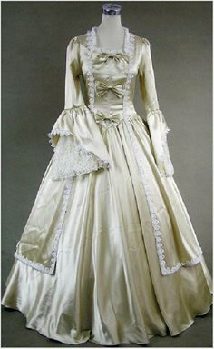 Marie Antoinette Victorian French Dress Ball Gown Stage Costume Steampunk  147 M fd0f0aabf3a1