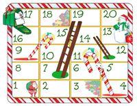 Image-Serpent et échelles de Noël