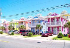 Beach Houses!