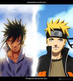 Naruto 694 - Read Naruto Manga Chapter 694 - Page 3 online - Page 3 - NarutoBase