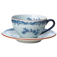940e218efff2 Rörstrand Ostindia Kaffekopp 16 cl