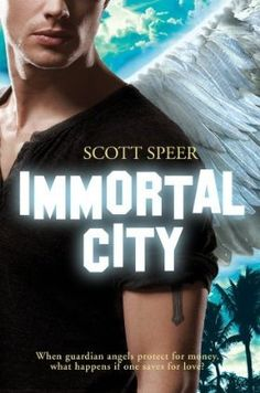 Book Chick City | Reviewing Urban Fantasy, Paranormal Romance & Horror | REVIEW: Immortal City by Scott Speer (click for review)
