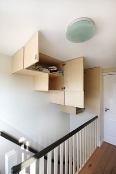 ideas diy storage ideas for small bedrooms kids playrooms Over Stairs Storage, Stair Storage, Bedroom Storage, Attic Renovation, Attic Remodel, Diy Storage Ideas For Small Bedrooms, Apartment Curtains, Small House Floor Plans, Floating Shelves Diy