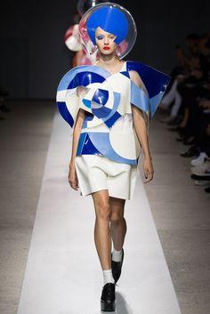 Junya Watanabe, Весна-лето 2015, Ready-To-Wear, Париж