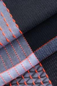 Ejemplos de indumentaria y textil