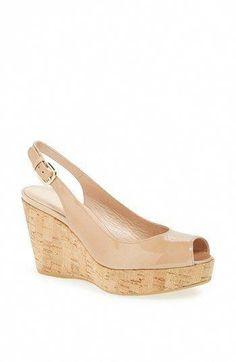 c9591f2aa Stuart Weitzman Womens Mallorca Suede Embellished Wedge Sandals ...