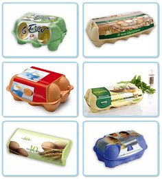 EMFA (european moulded fibre association) - egg packaging