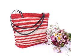 Your Shop - Items Drawstring Backpack, Gym Bag, Hand Weaving, Backpacks, Handbags, Shopping, Purses, Hand Knitting, Duffle Bags