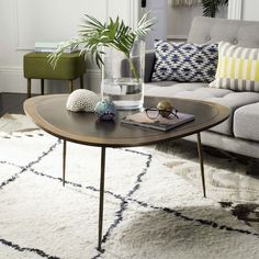 You'll love the Beufort Coffee Table at AllModern - With Great Deals on modern Living Room Furniture products and Free Shipping on most stuff, even the big stuff.