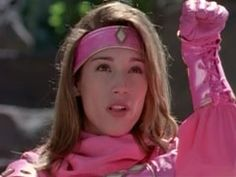 Kimberly Hart (Pink Power Ranger) - Mighty Morphin Power Rangers | Power Rangers Central (Power Rangers Central, 03/16)