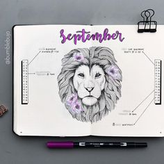"""1,130 Likes, 70 Comments - K  (@bumblebujo) on Instagram: """"I completed my #monthlyspread over the weekend but haven't had a chance to post it yet. I decided…"""""""