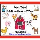Farm Math & Literacy Unit