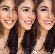 Julia Barretto Julia Baretto, Filipina Actress, Star Magic, Thick Eyebrows, Woman Crush, Girl Crushes, Pretty Woman, Makeup Looks, Pearl Earrings