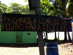 Playa Dominical, Costa Rica. Read more on Facebook at https://www.facebook.com/LivingInCostaRica