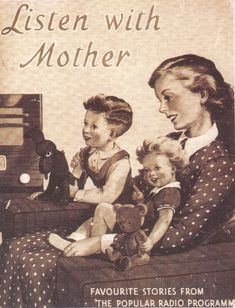 Listen with mother on the radio.Always began 'Are you sitting comfortably? 1970s Childhood, My Childhood Memories, Retro, Old Shows, Kids Tv, My Youth, My Memory, The Good Old Days, Family History