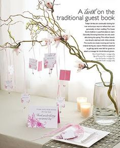 Kinser Event Company: Wishing Trees and Free DIY Template