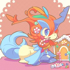 Gotta love Pokémon., cinamoncune:   cinamoncune:   POKEDDEXY   Day 6 ~...