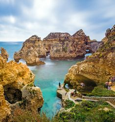 Voyage Europe, New Journey, Algarve, Travel Inspiration, The Good Place, Portugal, Places To Go, Around The Worlds, Adventure