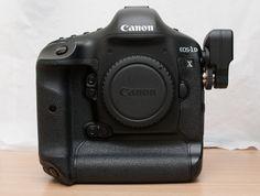 Canon+EOS+1D+X+Digital+SLR+:+Canon+EOS+1D+X+with+a+Canon+GP-E1+GPS+Receiver+ +johntorcasio