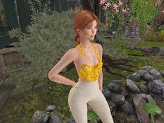 new designer in SL #Benz Second Life, News Design, Benz, Capri Pants, Jumpsuit, People, Beauty, Dresses, Fashion