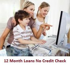 #12MonthLoansNoCreditCheck arrange long term monetary assistance for bad creditors. Through these financial deals they can grab the quick cash despite their unfavorable repayment profile and repay back within easy installment. www.nocreditcheck12monthloans.co.uk