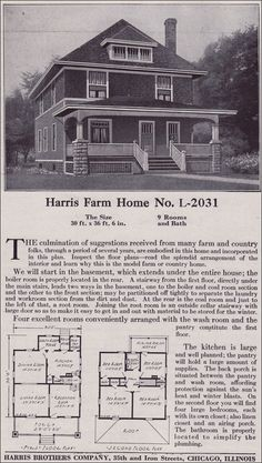 1000 Images About Sears House Plans On Pinterest
