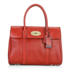 A red Bayswater to brighten a day at work.