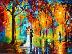 Dance of Love - Leonid Afremov