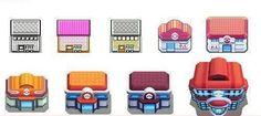 Pokemon center evolution