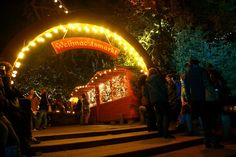 Weihnachtsmarkt im Stadtgarten (2011)