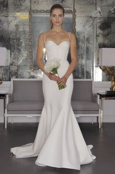 The 15 Most Amazingly Gorgeous Brand-New Wedding Dresses, Hot Off the Runways