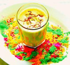 The Hirshon Bhang Thandai For The Holi Festival – भांग ठंडाई होली Thandai Recipes, Holi Images, Holi Pictures, Holi Wishes, Fresh Rose Petals, Holi Special, Holi Celebration, Recipe Steps, Recipe Recipe