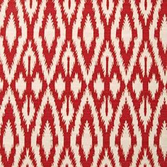 Multipurpose fabric from Duralee  perfect for bedding, drapery,upholstery and pillows too!  Product # 71025 / Color: 567-Hot Pepper  Fabric is screen