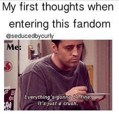 Hahahahahaha i have never been more wrong in my life  EVERY FANDOM  ESPECIALLY ALL THE YOUTUBERS  particularly the JANOSKIANS  and 1D <3