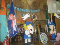 Decoraciones Club Aventureros