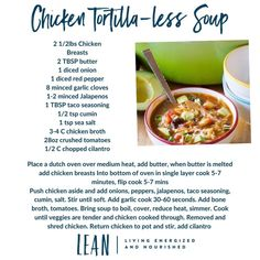 Low Carb Soup Recipes, Paleo Recipes, Crockpot Recipes, Lean Meals, Lean Foods, Healthy Cooking, Healthy Eating, Macro Friendly Recipes, Clean Dinners