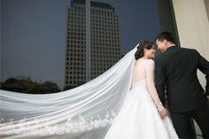 Pernikahan Elsa dan Melvin di Jakarta