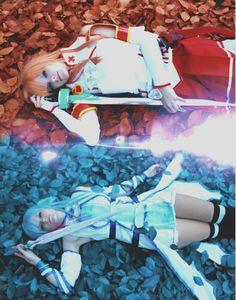 Yuuki Asuna (Sword Art Online) cosplay by AnitramNoriko