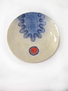ceramic wall plate