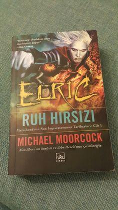 Elric, lanetli kaderinin yolunda lanetiyle savaşan savaşçı...