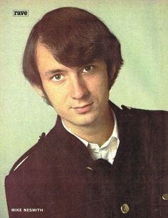 Michael Nesmith.  Forever one of my favorite hot dudes.