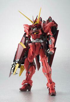 Robot Damashii (Side MS) Testament Gundam