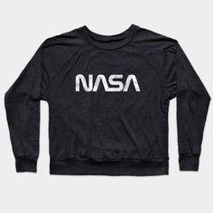 NASA Vintage Emblem 1975-1992 - Silver Edition by lidra
